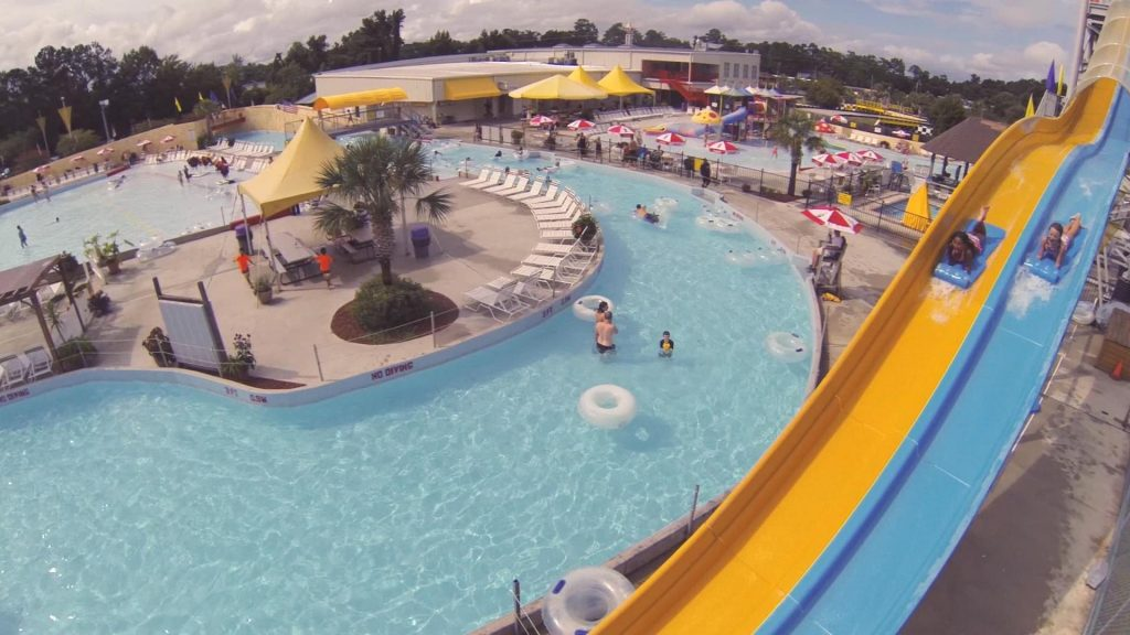 Jungle Rapids – Water park and fun place for Birthday Parties